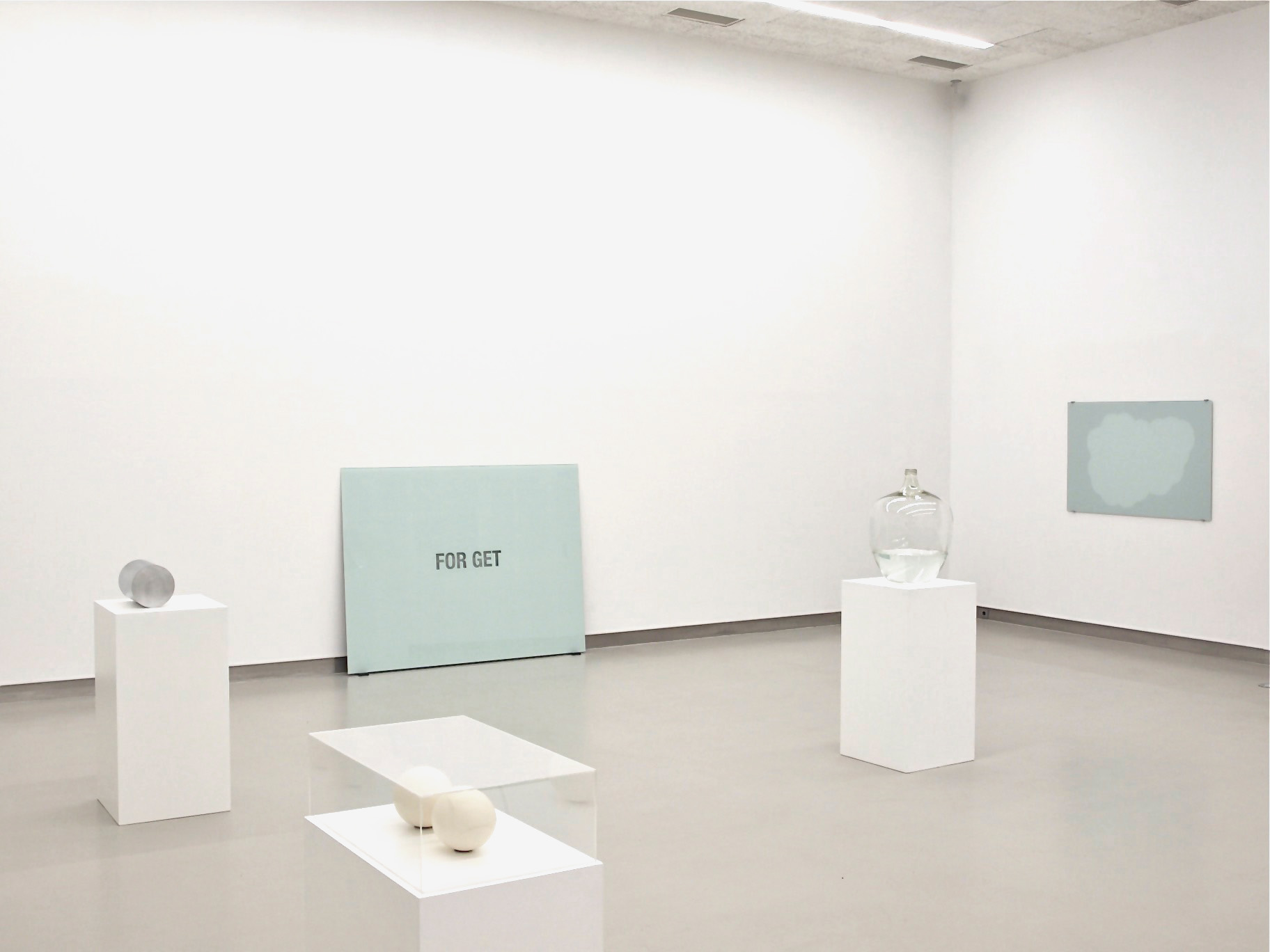 2009, Ausstellung / Exhibition Nexus Kunsthalle Saalfelden